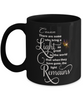 Cousin Memorial Some Bring a Light So Great It Remains Black Mug Gift In Loving Memory Cup