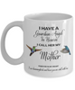 Mom Memorial Gift I Have a Guardian Angel in Heaven Mother Remembrance Gifts