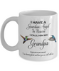 Grandpa Memorial Gift I Have a Guardian Angel ... Grandpa Remembrance Gifts