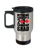 Nothing Can Stop a 2020 Canadian Grad Travel Mug Gift Funny Canada Graduation Pandemic Year Cup