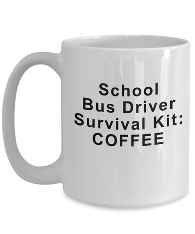 Image of School bus driver gifts for bus driver appreciation thank you gift for women and men
