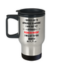 Funny Work Boss Travel Mug Gift I Apologize to Anyone I Have Not Yet Offended Coffee Mug