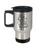 Boyfriend Memorial Some Bring a Light So Great It Remains Travel Mug Gift In Loving Memory Cup