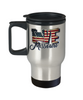 Love Missouri Travel Mug Gift Patriotic USA State Novelty Coffee Cup
