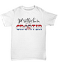 I'd Rather be in Croatia Shirt Expat Croatian Gift Novelty Birthday Unisex T-Shirt