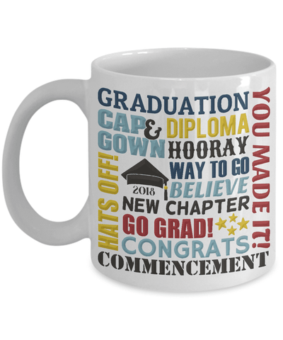 Image of Graduation Gift, Class of 2018, Graduation Gift ideas
