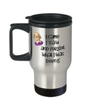 Getting Old Coffee Mug Gift I Came I Saw I Forgot What I Was Doing Funny Old Age Cup