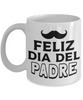 Feliz Dia Del Padre Mug Gift Happy Father's Day Spanish Coffee Cup