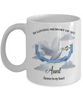 Aunt Memorial Remembrance Mug Forever in My Heart In Loving Memory Bereavement Gift for Support and Strength Coffee Cup