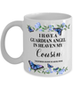 Cousin Memorial Mug 11 oz In Loving Memory Mourning Emotional Support Cup