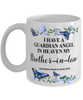 Brother-in-law Memorial Mug 11 oz In Loving Memory Mourning Emotional Support Cup
