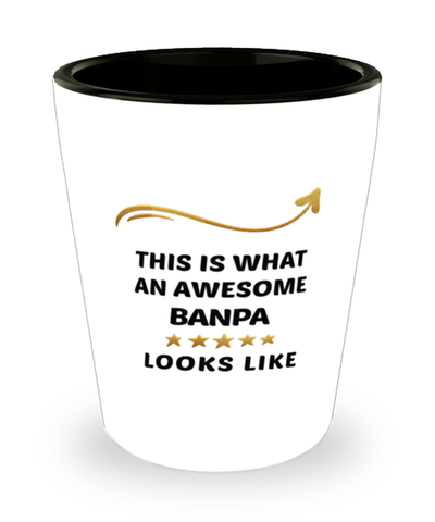 Banpa  Shot Glass This is What Awesome Looks Like Shotglass