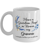 Grammie Guardian Angel Memorial Butterfly Mug In Loving Memory Mourning Keepsake 11 oz Cup