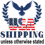 Image of USA Shipping