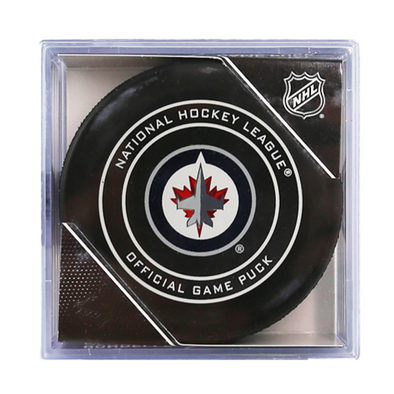 GAME PUCK - OFFICIAL 2020