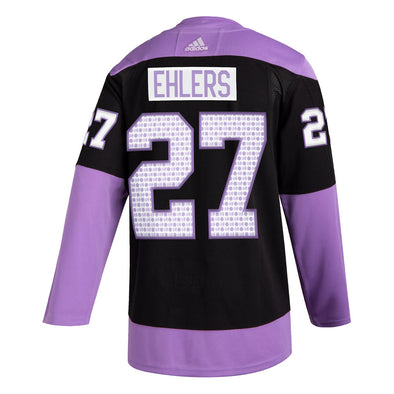 HFC AUTHENTIC JERSEY - 27 EHLERS
