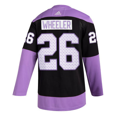 HFC AUTHENTIC JERSEY - 26 WHEELER