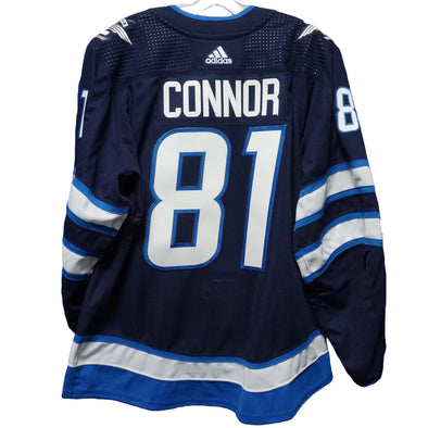 TEAM ISSUED HOME JERSEY 20/21 - 81 CONNOR