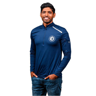 AP '19 FRONT OFFICE 1/4 ZIP