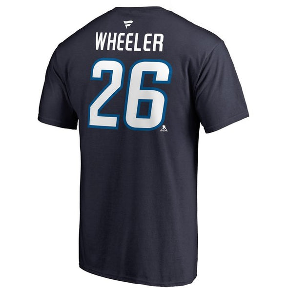 FANATICS NAME/# TEE - 26 WHEELER