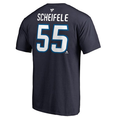 FANATICS NAME/# TEE - 55 SCHEIFELE