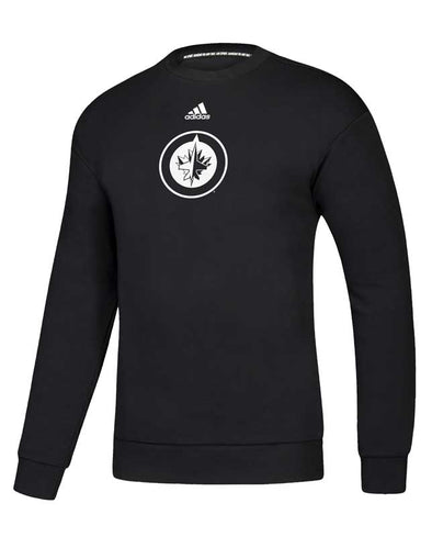 MUST HAVE 3 STRIPES CREW FLC