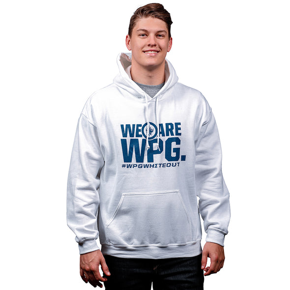 WE ARE WPG. HOODY