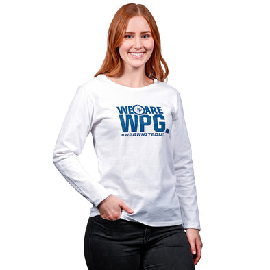 WOMEN'S WE ARE WPG. L/S