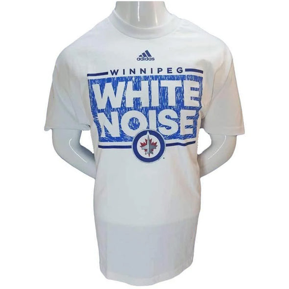 WHITE NOISE GO TO T-SHIRT