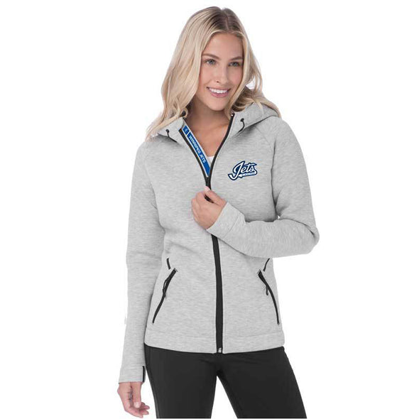 WOMEN'S BEAM MOTION WORDMARK HOODY