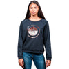 WOMEN'S COSMO FLEECE CREW