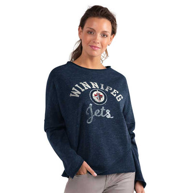 WOMEN'S CARRY THE BALL L/S TOP