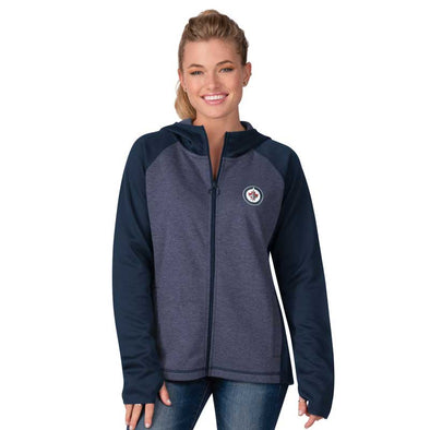 WOMEN'S FAN FAVORITE ZIP HOODY