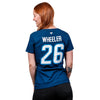 FANATICS WOMEN'S NAME/# TEE - 26 WHEELER
