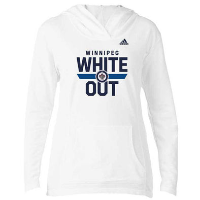 WOMEN'S TEAM SLOGAN HOODY