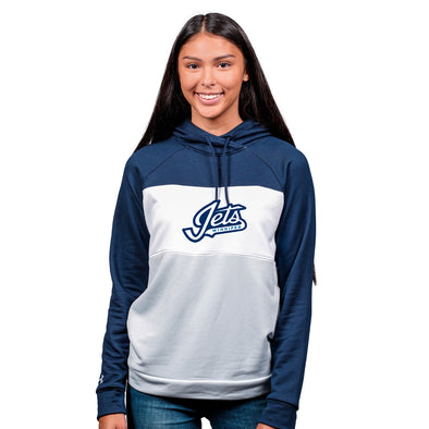 WOMEN'S UA TERRY BLOCKED HOOD