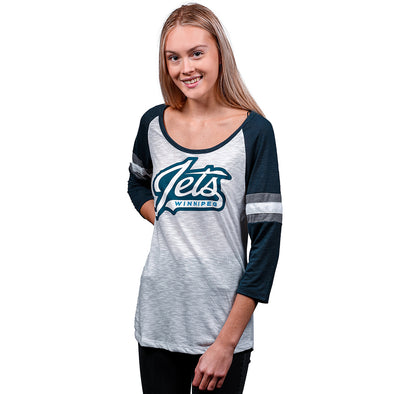 WOMEN'S WORDMARK L/S RAGLAN
