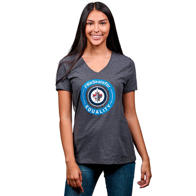WOMEN'S WE SKATE FOR TEE