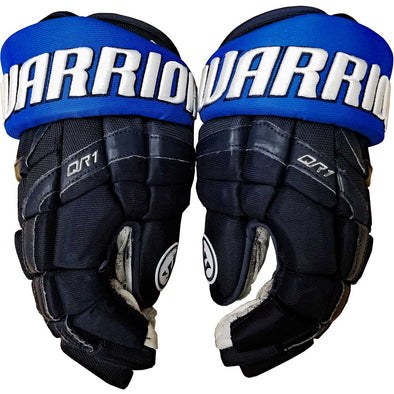 GAME USED HOCKEY GLOVES - 21 SHORE