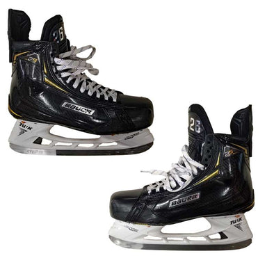 GAME USED SKATES - 26 WHEELER