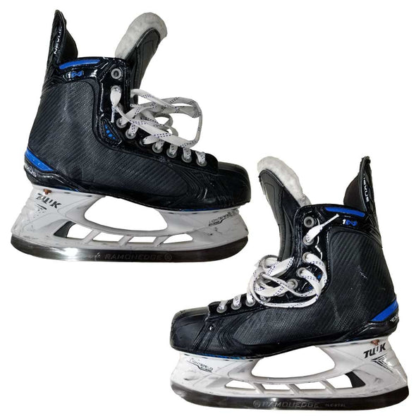 GAME USED SKATES - 27 EHLERS