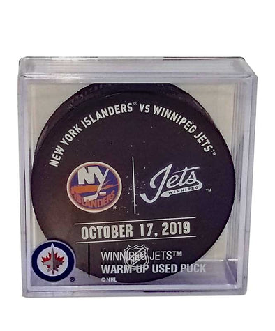 WARMUP USED PUCK 10-17-19