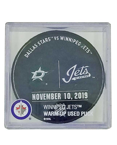 WARMUP USED PUCK 11-10-19