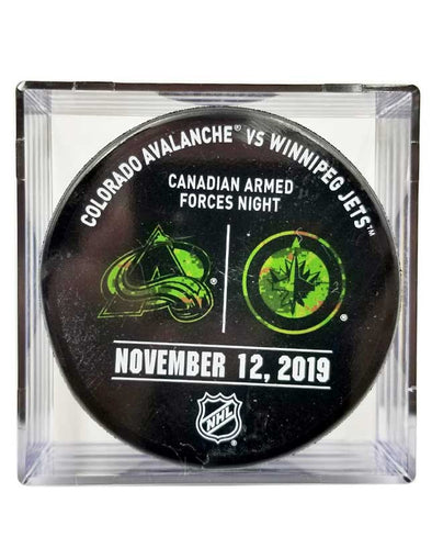 WARMUP USED PUCK 11-12-19