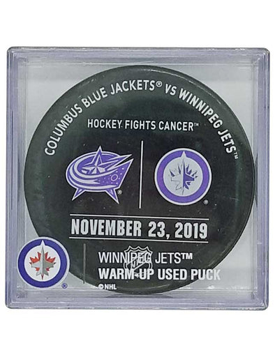 WARMUP USED PUCK 11-23-19