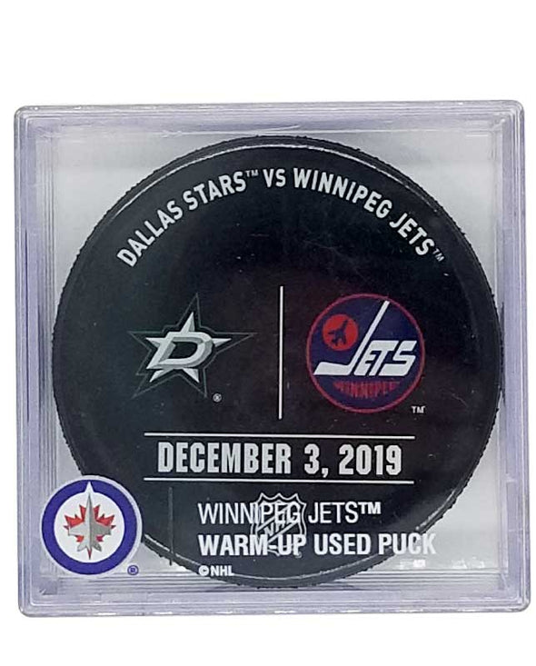 WARMUP USED PUCK 12-03-19