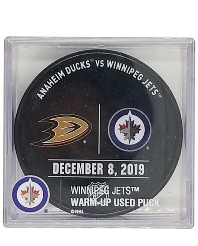 WARMUP USED PUCK 12-08-19
