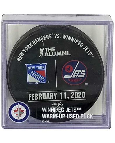 WARMUP USED PUCK 02-11-20