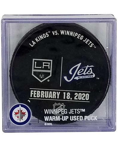 WARMUP USED PUCK 02-18-20