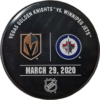 WARMUP ISSUED PUCK 03-29-20